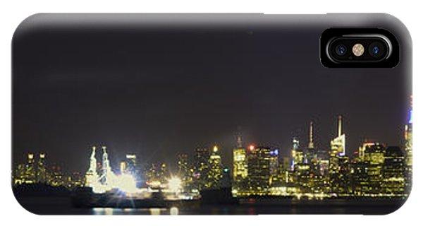 New York Harbor IPhone Case