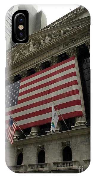 New York Stock Exchange Phone Case by David Bearden