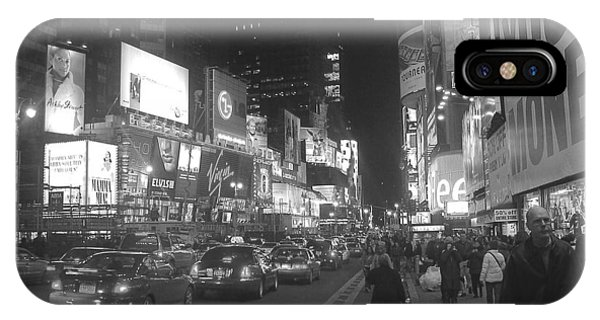 New York Streets IPhone Case