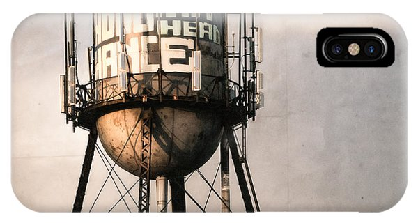 New York. Water Towers 6 IPhone Case