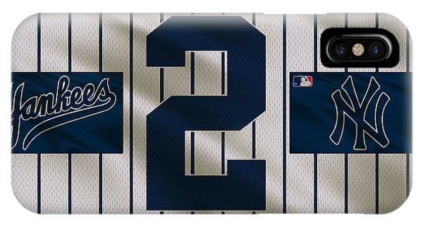 New York Yankees Derek Jeter IPhone Case