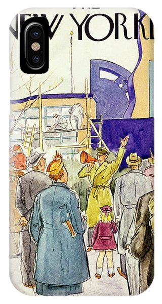 New Yorker April 1 1939 IPhone Case