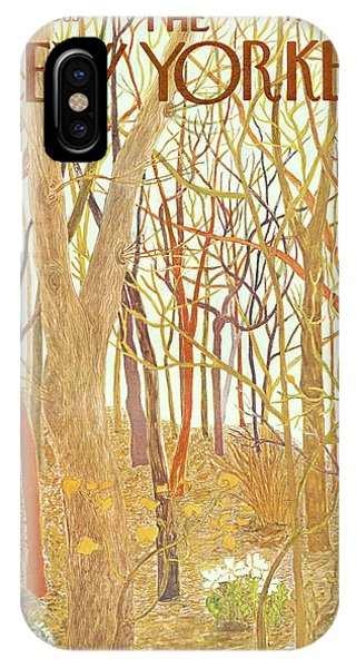 New Yorker April 10th, 1965 IPhone Case