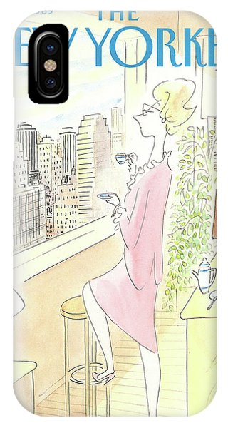 New Yorker April 10th, 1989 IPhone Case