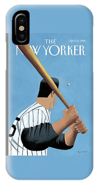 New Yorker April 12th, 1999 IPhone Case