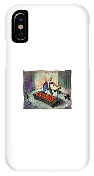 New Yorker April 25th, 1994 IPhone Case