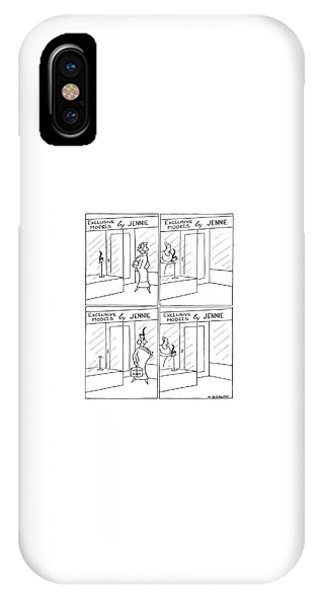 New Yorker April 27th, 1940 IPhone Case
