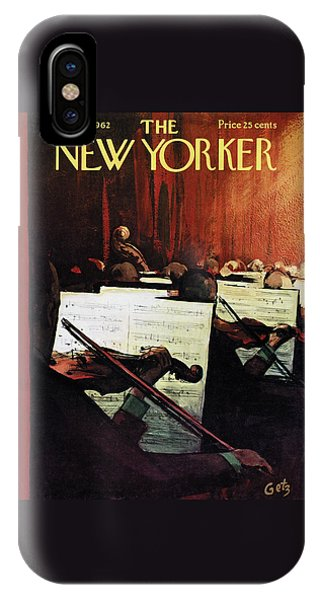 New Yorker April 28th, 1962 IPhone Case