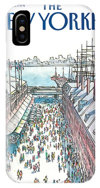 New Yorker April 30th, 1984 IPhone Case