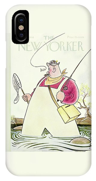 New Yorker April 6 1940 IPhone Case