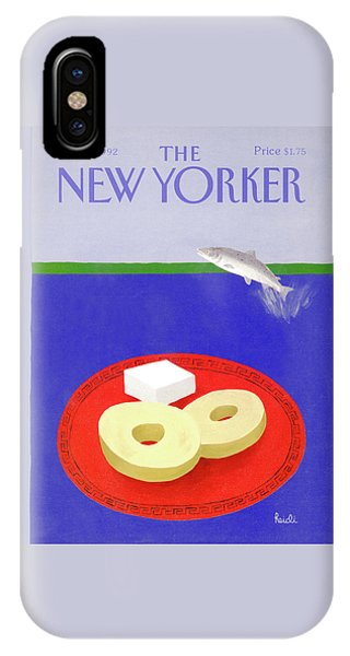 New Yorker April 6th, 1992 IPhone Case