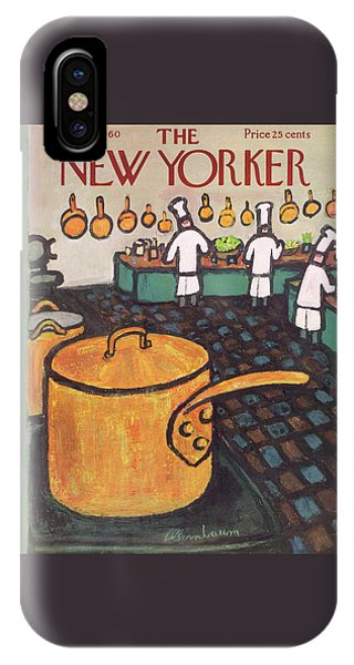 New Yorker April 9th, 1960 IPhone Case