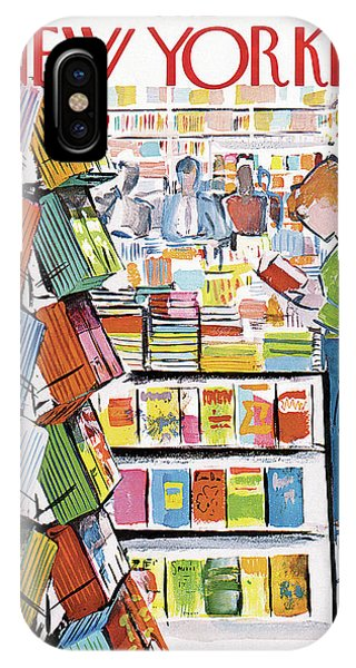 New Yorker August 11th, 1962 IPhone Case
