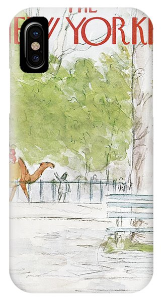 New Yorker August 13th, 1979 IPhone Case