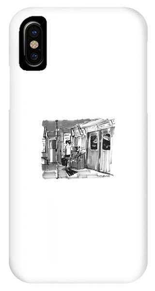 New Yorker August 14th, 1995 IPhone Case