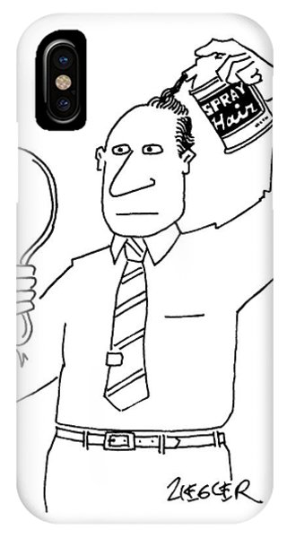New Yorker August 15th, 1988 IPhone Case