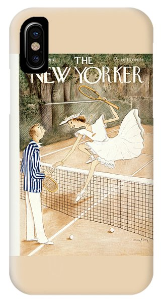 New Yorker August 16th, 1941 IPhone Case