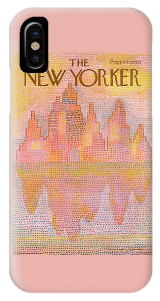 New Yorker August 18th, 1975 IPhone Case