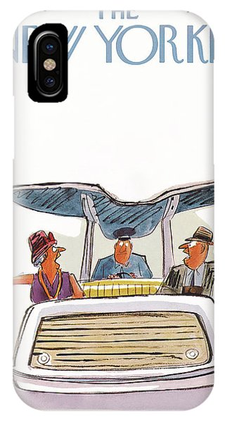 New Yorker August 1st, 1964 IPhone Case