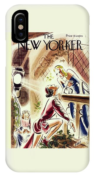 New Yorker August 20 1938 IPhone Case