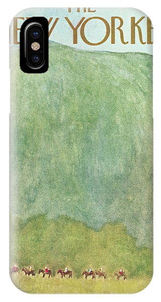 New Yorker August 22nd, 1970 IPhone Case