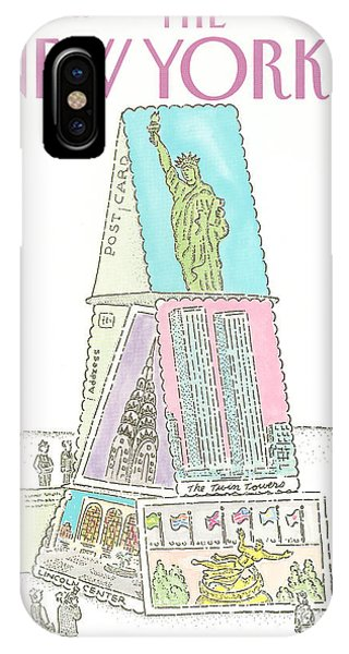 New Yorker August 22nd, 1988 IPhone Case