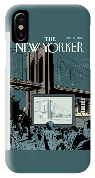 New Yorker August 24th, 2009 IPhone Case