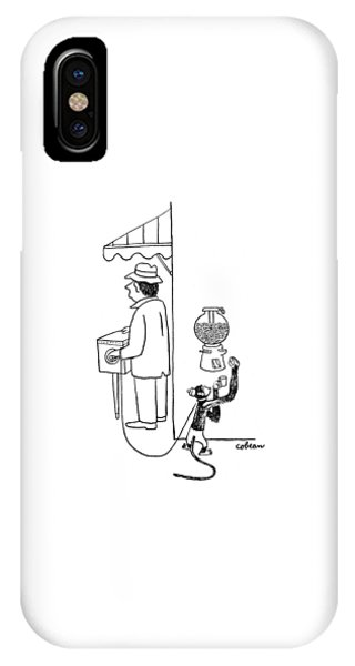 New Yorker August 26th, 1944 IPhone Case