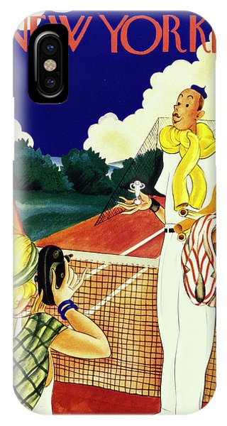New Yorker August 29 1931 IPhone Case