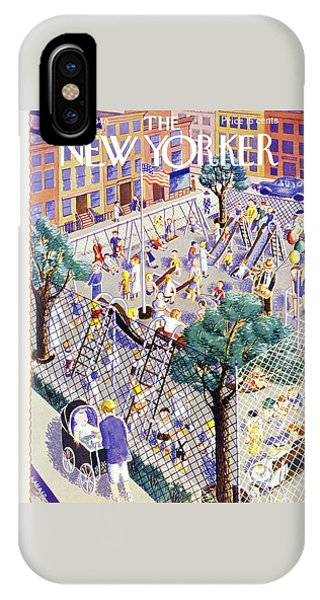 New Yorker August 31 1940 IPhone Case