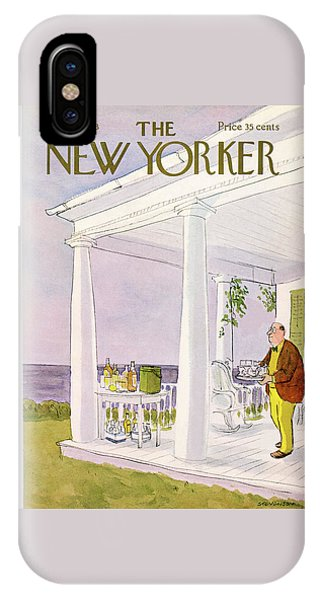 New Yorker August 31st, 1968 IPhone Case