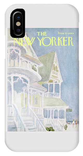 New Yorker August 5th, 1967 IPhone Case