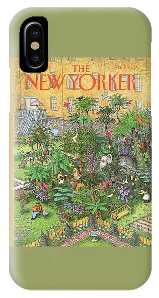 New Yorker August 5th, 1991 IPhone Case