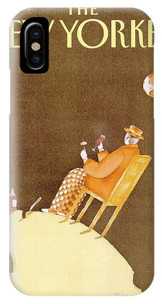 New Yorker August 6th, 1990 IPhone Case