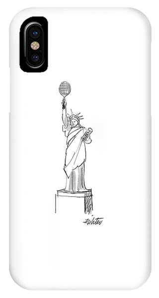 New Yorker August 8th, 1977 IPhone Case