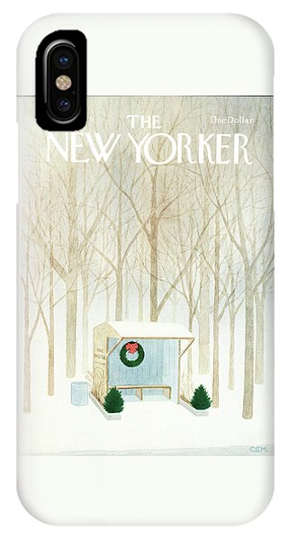 New Yorker December 10th, 1979 IPhone Case