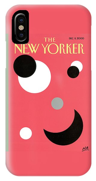 New Yorker December 11th, 2000 IPhone Case