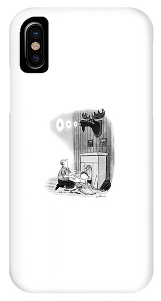 New Yorker December 13th, 1947 IPhone Case