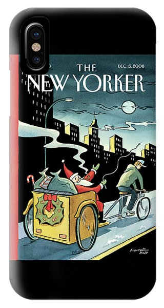 New Yorker December 15, 2008 IPhone Case