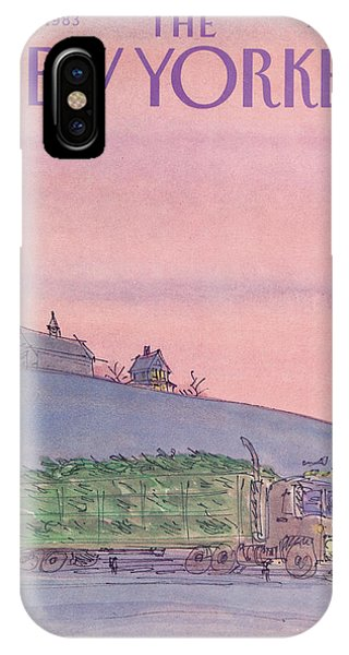 New Yorker December 19th, 1983 IPhone Case