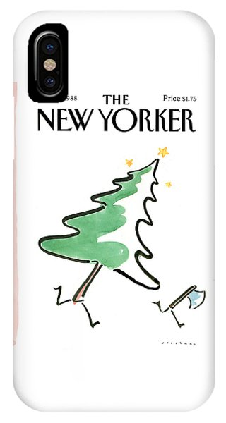 New Yorker December 19th, 1988 IPhone Case
