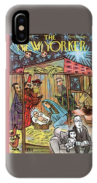 New Yorker December 22nd, 1962 IPhone Case