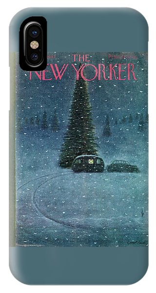 New Yorker December 27th, 1947 IPhone Case