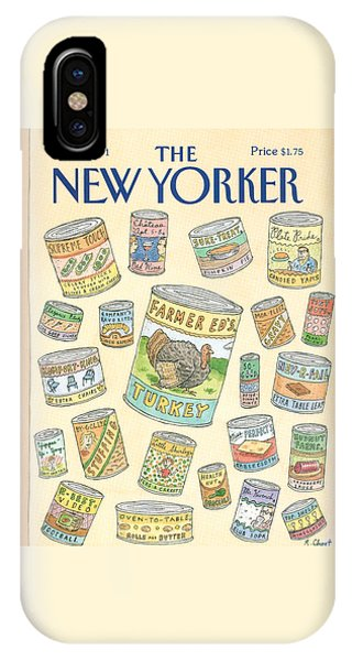 New Yorker December 2nd, 1991 IPhone Case