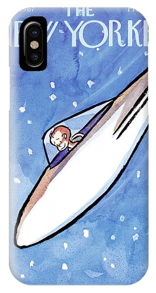New Yorker December 30th, 1967 IPhone Case