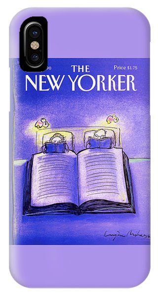 New Yorker December 3rd, 1990 IPhone Case