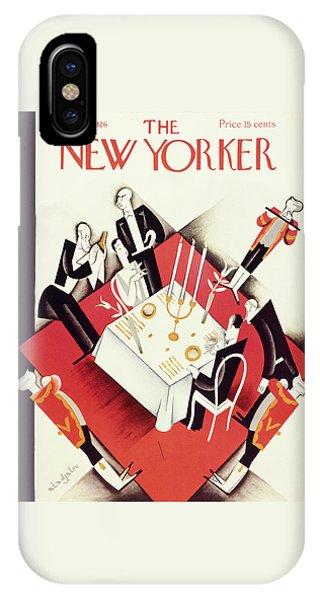 New Yorker December 4 1926 IPhone Case