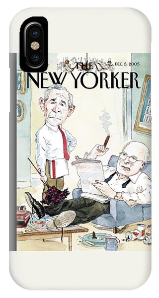 New Yorker December 5th, 2005 IPhone Case
