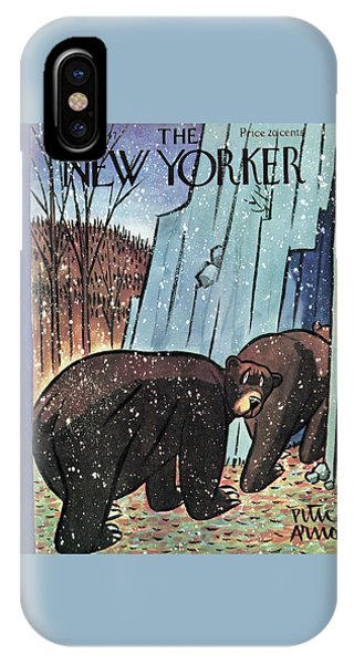 New Yorker December 6th, 1947 IPhone Case