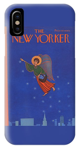 New Yorker December 9th, 1972 IPhone Case